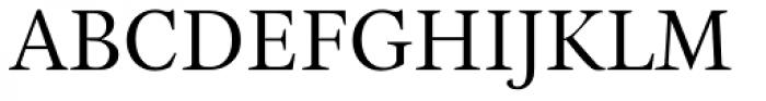 Esta Font UPPERCASE