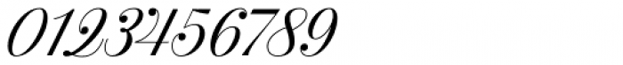 Estampa Script Light Font OTHER CHARS