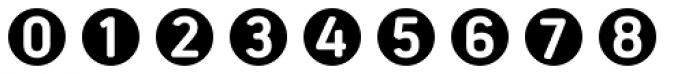 Estandar Rounded Dingbats Font OTHER CHARS