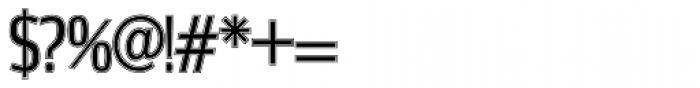 Estiliza Lined Font OTHER CHARS