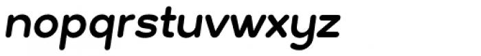 Estilo Text Bold Italic Font LOWERCASE