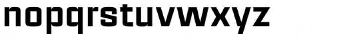 Estricta Black Font LOWERCASE
