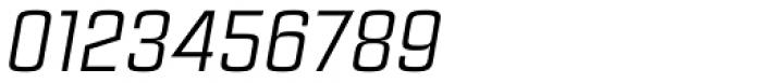 Estricta Regular Italic Font OTHER CHARS