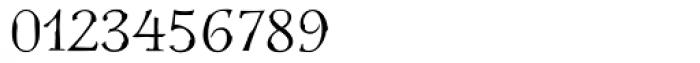 Estro Light Font OTHER CHARS