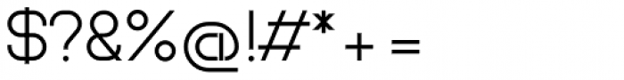 essence medium Font OTHER CHARS