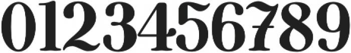 Etewut Serif otf (400) Font OTHER CHARS