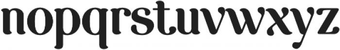 Etewut Serif otf (400) Font LOWERCASE