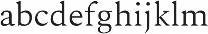 Ethan Medium otf (500) Font LOWERCASE