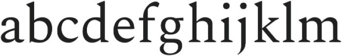 Ethan otf (400) Font LOWERCASE