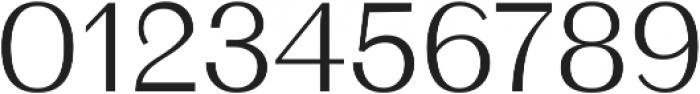 Etheline Sans ttf (400) Font OTHER CHARS