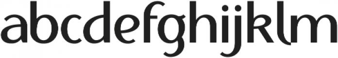 Ethna otf (300) Font LOWERCASE