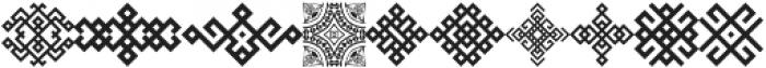 Ethnica Sans letter ttf (400) Font OTHER CHARS