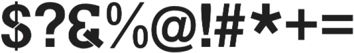 Etika Regular otf (400) Font OTHER CHARS