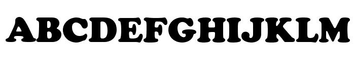 ETH_B_gofa Font UPPERCASE
