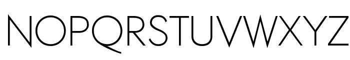 ETH Font LOWERCASE