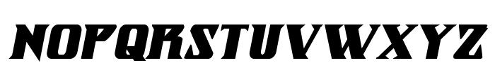 Eternal Knight Bold Italic Font LOWERCASE