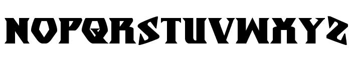 Eternal Knight Bold Font UPPERCASE