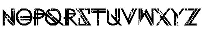 Eternity Tomorrow Font LOWERCASE