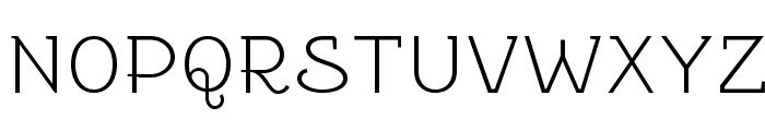 EtharnigSc Font UPPERCASE