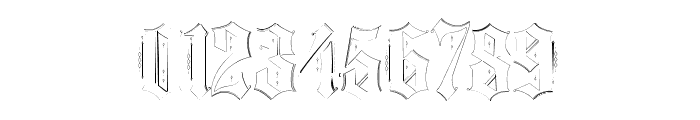 Ethelvina_Light Font OTHER CHARS