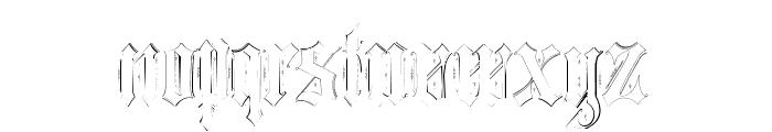 Ethelvina_Light Font LOWERCASE