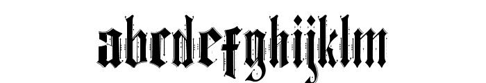 Ethelvina_Regular Font LOWERCASE