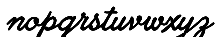 Ethernal Bold PERSONAL USE Font LOWERCASE