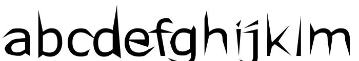 ethopool Font LOWERCASE