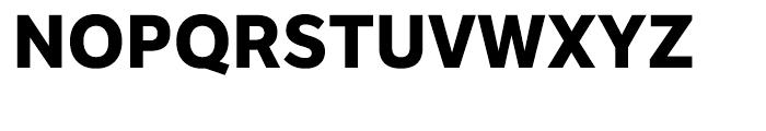 Etica Bold Font UPPERCASE