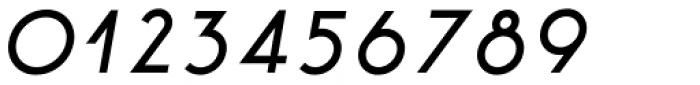 Etalon Bold Italic Font OTHER CHARS