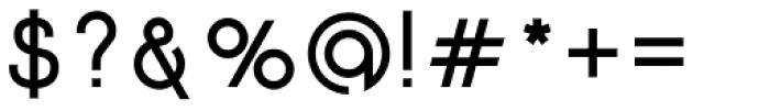 Etalon Bold Font OTHER CHARS