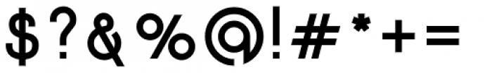 Etalon ExtraBold Font OTHER CHARS