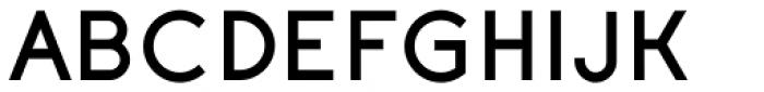 Etalon ExtraBold Font UPPERCASE