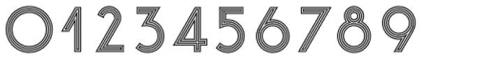 Etalon Stripes Font OTHER CHARS