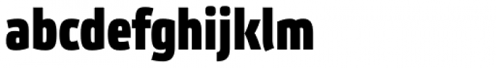 Etelka Narrow Medium Pro Bold Font LOWERCASE