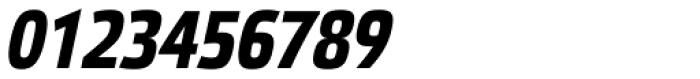 Etelka Narrow Text Pro Bold Italic Font OTHER CHARS