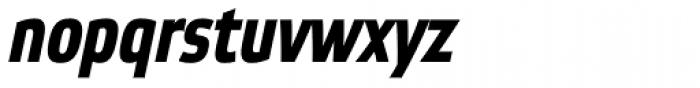 Etelka Narrow Text Pro Bold Italic Font LOWERCASE