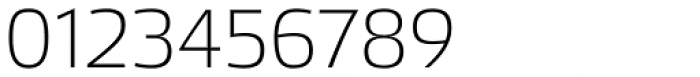 Etelka Sans Extra Light Font OTHER CHARS