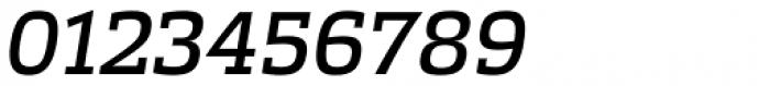Etelka Slab Italic Font OTHER CHARS