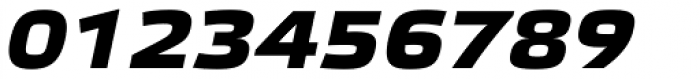 Etelka Wide Medium Pro Bold Italic Font OTHER CHARS