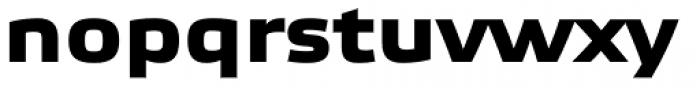 Etelka Wide Medium Pro Bold Font LOWERCASE