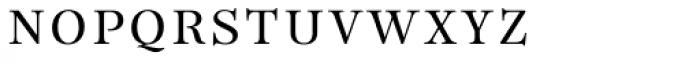 Eterea Calligraphic Caps Font LOWERCASE