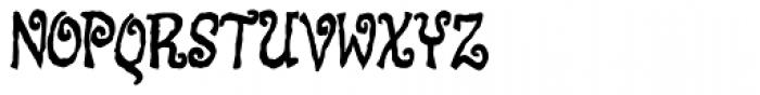Eternal Life Font UPPERCASE