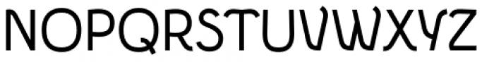 Etewut Sans Regular Font UPPERCASE
