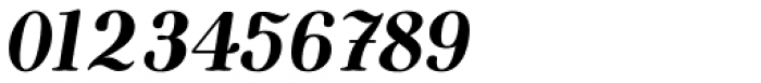Etewut Serif Italic Font OTHER CHARS