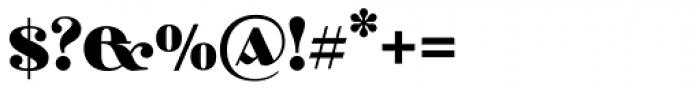 Ethlinn Bold Font OTHER CHARS