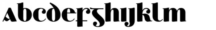 Ethlinn Bold Font UPPERCASE