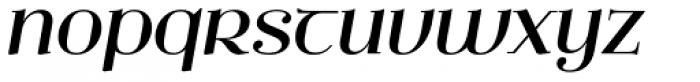 Ethlinn Italic Font UPPERCASE