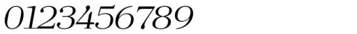 Ethlinn Light Italic Font OTHER CHARS