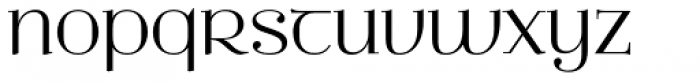 Ethlinn Light Font UPPERCASE